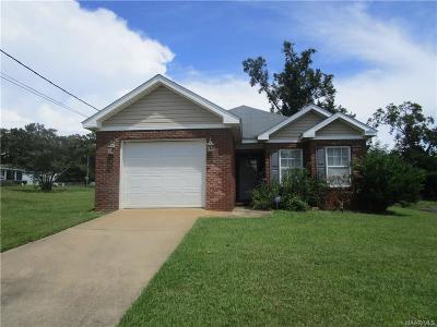 Enterprise Single Family Home For Sale: 510 W Watts Street