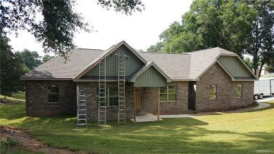 Enterprise Single Family Home For Sale: 450 Oak Lake Drive