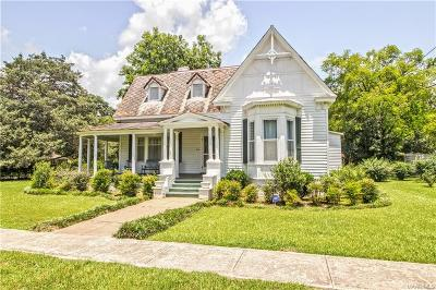 Wetumpka Single Family Home For Sale: 408 W Tallassee Street