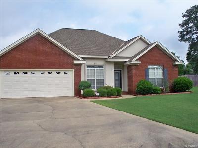 Prattville Single Family Home For Sale: 1736 Windermere Avenue