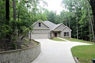 Wetumpka Single Family Home For Sale: 307 River Ridge Road