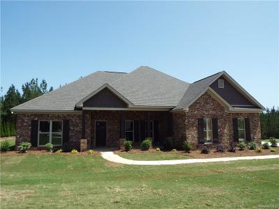 Wetumpka Single Family Home For Sale: 915 Brookwood Drive