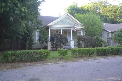 Garden District Single Family Home For Sale: 471 Clanton Avenue