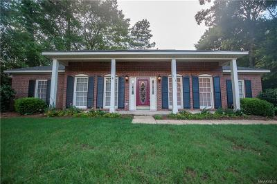 Montgomery Single Family Home For Sale: 273 Fox Hollow Road