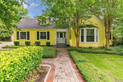 Edgewood Single Family Home For Sale: 3347 Narrow Lane Road