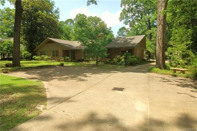 McGehee Estates Single Family Home For Sale: 2435 Wildwood Drive