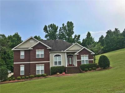 Prattville Single Family Home For Sale: 1097 Copper Ridge Road
