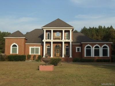 Selma Single Family Home For Sale: 162 Deer Ridge Drive