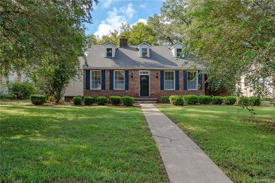 Cloverdale Single Family Home For Sale: 1310 Woodward Avenue