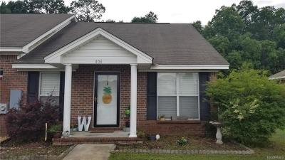 Millbrook Single Family Home For Sale: 406 James Court