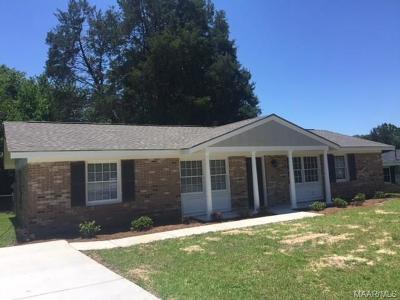 Selma Single Family Home For Sale: 322 Woodrow Avenue