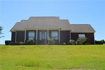 Enterprise Single Family Home For Sale: 677 County Road 558 Road