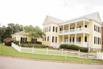 Prattville Single Family Home For Sale: 2498 Eastwood Boulevard