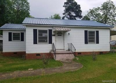 Selma Single Family Home For Sale: 415 Birch Avenue