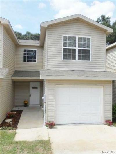 Enterprise Condo/Townhouse For Sale: 447 Sandy Oak Drive