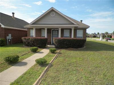 Montgomery Single Family Home For Sale: 8933 Laney Lane