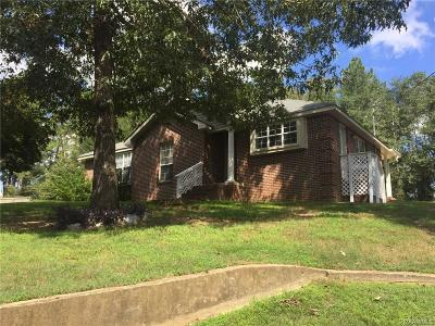Prattville Single Family Home For Sale: 117 Mountain Laurel Road