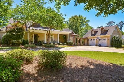 Montgomery Single Family Home For Sale: 6336 Philadelphia Hill Lane