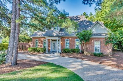 Montgomery Single Family Home For Sale: 9506 Bent Brook Drive
