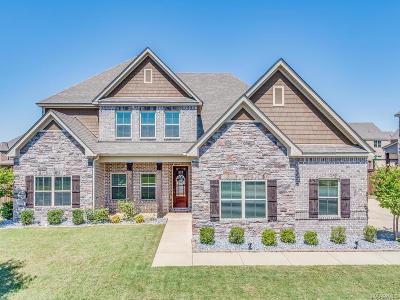 Glennbrooke Single Family Home For Sale: 186 Barkley Street