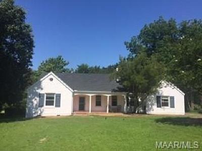 Edgewood Single Family Home For Sale: 3640 Narrow Lane Road