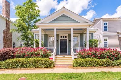 Pike Road Single Family Home For Sale: 8 Cross Street