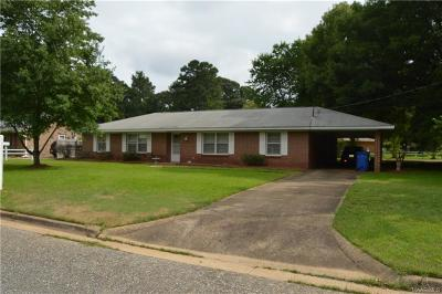 Prattville Single Family Home For Sale: 115 Lina Drive