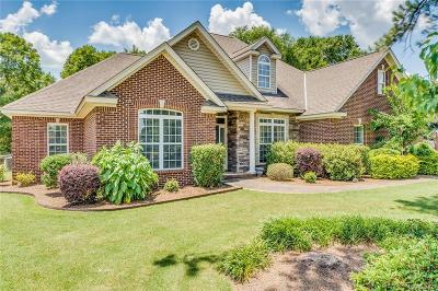 Prattville Single Family Home For Sale: 112 Auburn Road