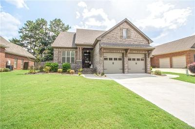 Prattville Single Family Home For Sale: 1682 Pebble Creek Drive