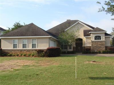 Deer Creek Single Family Home For Sale: 8624 Carillion Place