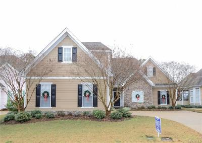 Sturbridge Single Family Home For Sale: 8629 Lantern Way
