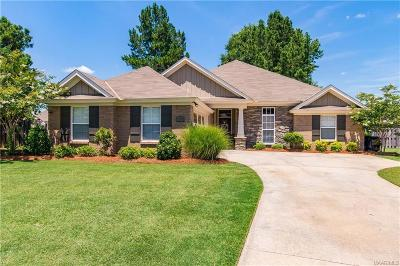 Pike Road Single Family Home For Sale: 9757 Silver Bell Court