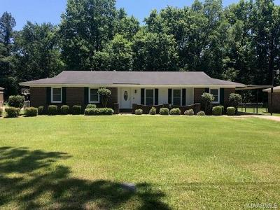 Selma Single Family Home For Sale: 2103 Delanie Drive