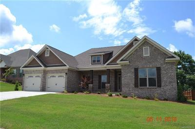 Prattville AL Single Family Home For Sale: $299,900