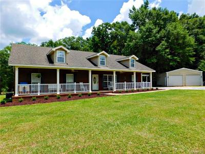 Wetumpka Single Family Home For Sale: 466 Venable Road