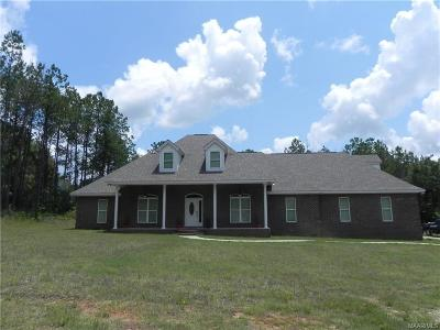 Prattville Single Family Home For Sale: 1472 Upper Kingston Road
