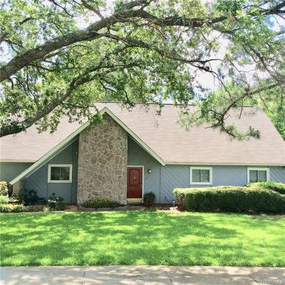 Montgomery Single Family Home For Sale: 5841 Carriage Brook Road
