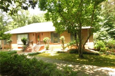 Wetumpka Single Family Home For Sale: 852 Haggerty Road