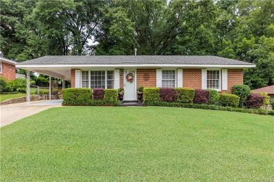 Prattville Single Family Home For Sale: 210 Leigh Drive