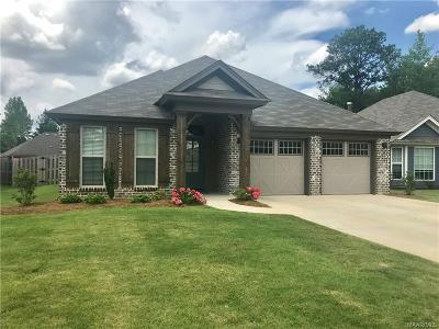 Pike Road Single Family Home For Sale: 9125 White Poplar Circle