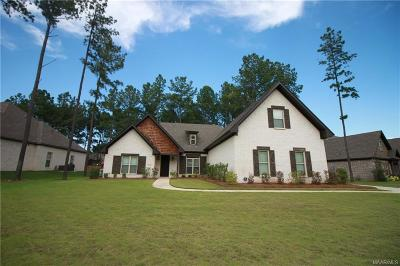 Pike Road Single Family Home For Sale: 9143 Crescent Lodge Drive
