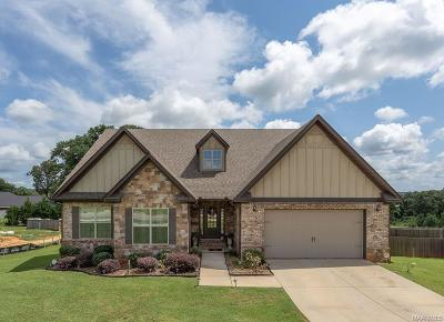 Enterprise Single Family Home For Sale: 11 Overlook Pass