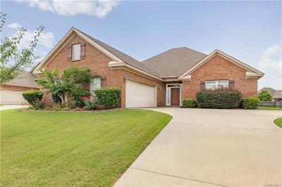 Montgomery Single Family Home For Sale: 1128 Haylee Brook Lane