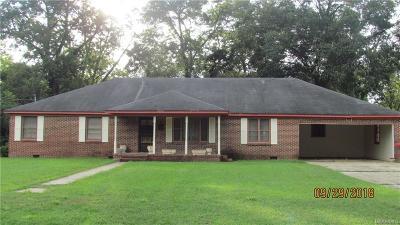 Selma Single Family Home For Sale: 1505 Vine Street