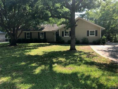 Selma Single Family Home For Sale: 30 Park Lane