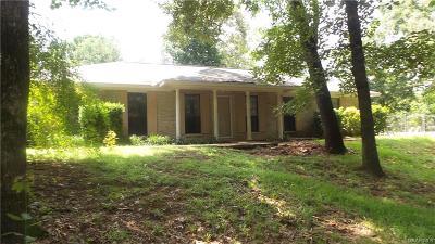 Prattville Single Family Home For Sale: 1475 Upper Kingston Road