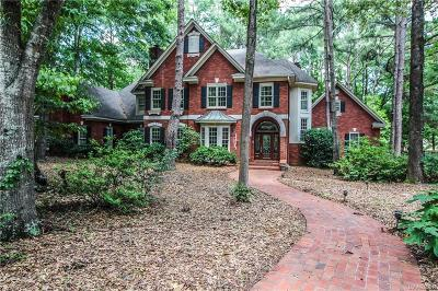 Halcyon Single Family Home For Sale: 6411 Thistlewood Ct Court
