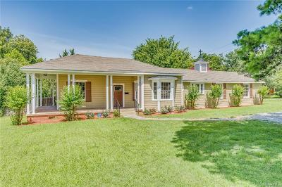 Montgomery Single Family Home For Sale: 2108 College Street