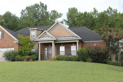 Brookwood Subdivision Single Family Home For Sale: 268 Southern Hills Ridge