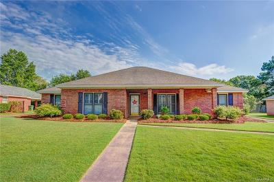 Montgomery Single Family Home For Sale: 6021 Meridian Lane